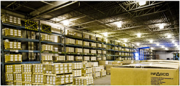 Infasco - Warehouse Image