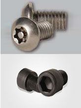 Domestic Sockets and Tamperproof Drive Screws
